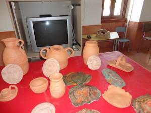 Taller de cerámica 2012